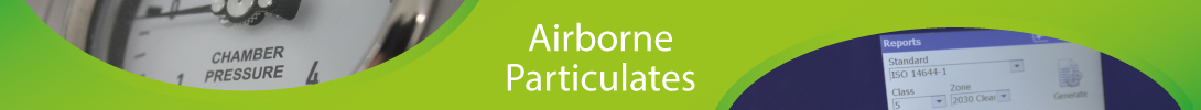 Airborne Particles Cleanroom