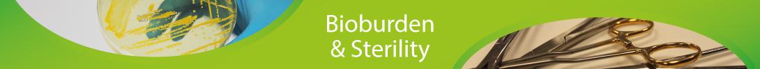 Bioburden & Sterility Banner